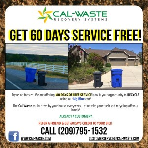 Cal waste ad
