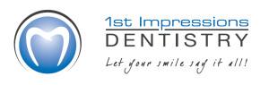 1st impression dentistry logo copy