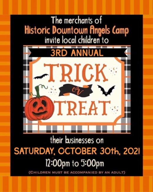Downtown Halloween Trick or Treat